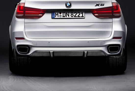 BMW X5 M Performance Parts