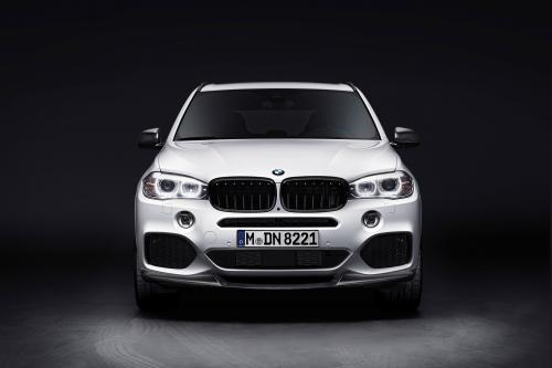 2014 BMW Х5 - ///M Производительность части