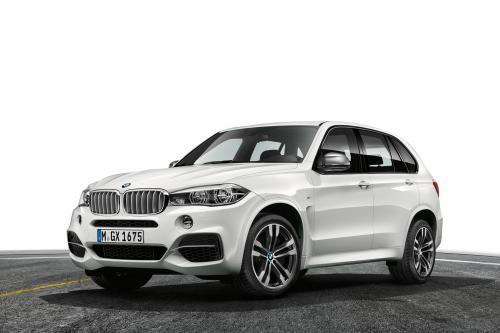 2014 BMW X5 M50d - увлекательная Динамика