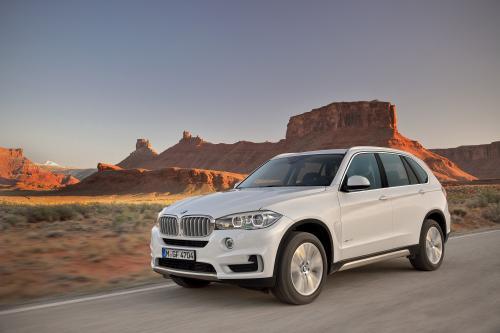 2014 BMW X5 3-го поколения SAV