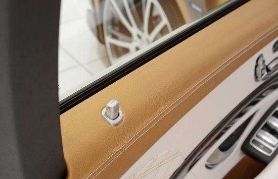 Brabus Mercedes-Benz s63 AMG