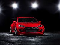 2014 BTR Hyundai Genesis Coupe, 1 of 20