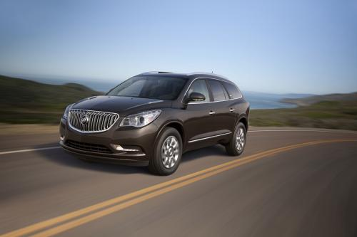 Buick Enclave (2014) - picture 1 of 7