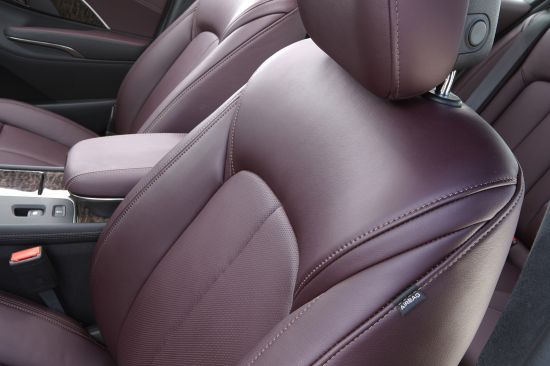 Buick LaCrosse Ultra Luxury Interior Package