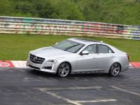 2014 Cadillac CTS at Nurburgring, 1 of 7