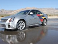 2014 Cadillac CTS at Nurburgring, 5 of 7