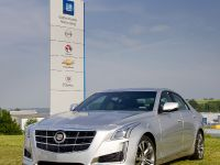 2014 Cadillac CTS at Nurburgring, 7 of 7