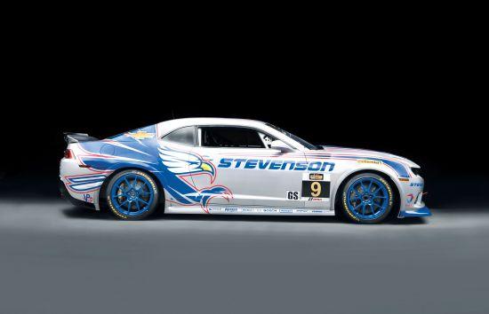 Chevrolet Camaro Z28 R Race Car