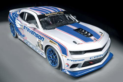 2014 Chevrolet Camaro Z28 R Race Car, 01 of 3