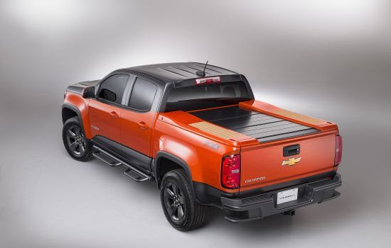 Chevrolet Colorado Natique Concept