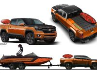 2014 Chevrolet Colorado Natique Concept , 3 of 3