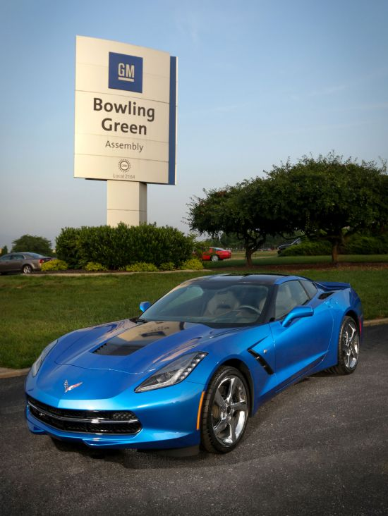 Chevrolet Corvette Stingray Coupe Premiere Edition