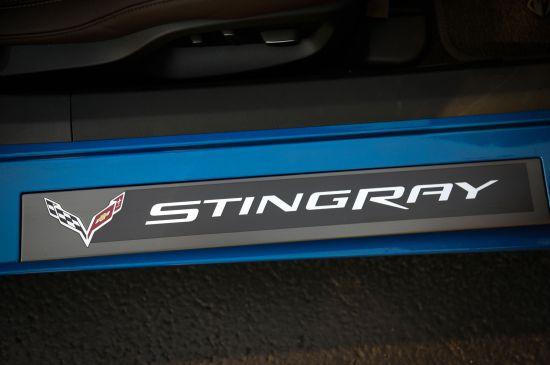 Chevrolet Corvette Stingray Coupe Premiere Edition