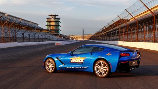 Chevrolet Corvette Stingray Indianapolis 500 Pace Car