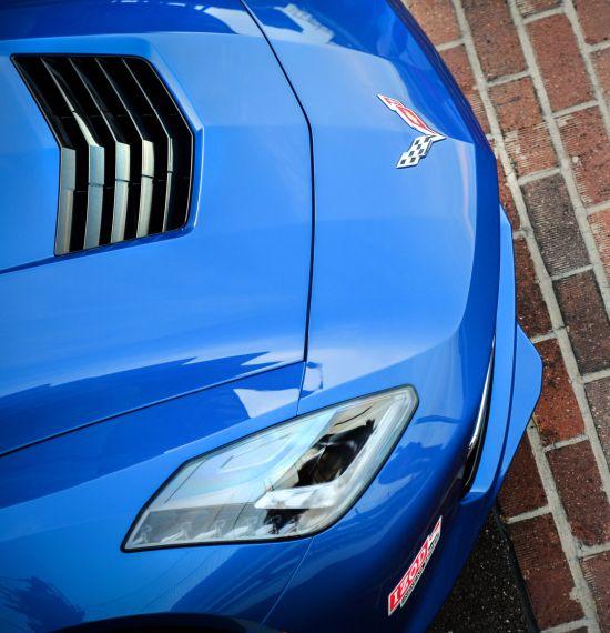 Chevrolet Corvette Stingray Indianapolis 500 Pace Car