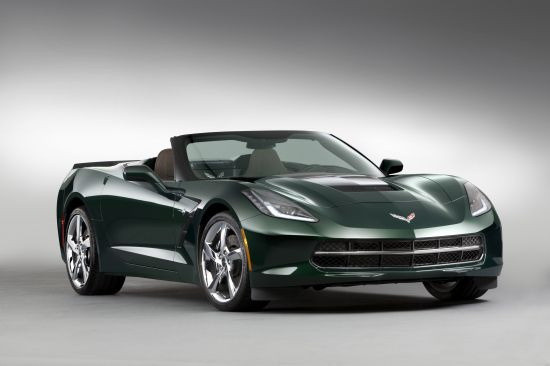 Chevrolet Corvette Stingray Premiere Edition Convertible