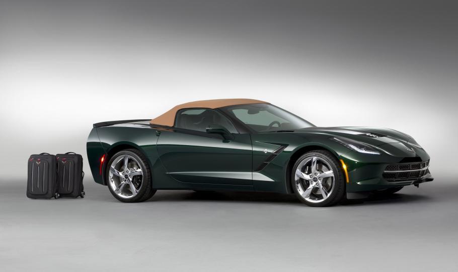 2014 Chevrolet Corvette Stingray Premiere Edition Convertible HD Picture