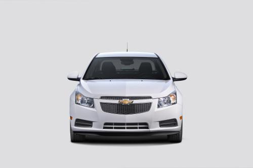 "2014 Chevrolet Cruze Clean Turbo Diesel дебютирует в Чикаго \"" [видео]"