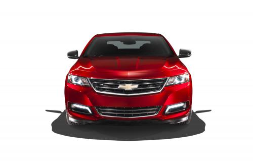 thumbs 2014 Chevrolet Impala LTZ, 1 of 3