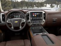 2014 Chevrolet Silverado High Country, 9 of 13