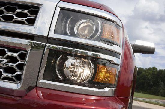 Chevrolet Silverado US