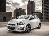 2014 Chevrolet Sonic RS, 2 of 10