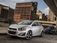 2014 Chevrolet Sonic RS, 3 of 10