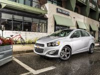 2014 Chevrolet Sonic RS, 5 of 10