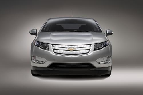 2014 Chevrolet Volt Поступит В Продажу