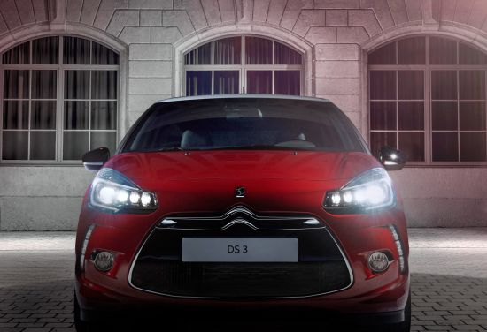 Citroen DS 3 and DS 3 Cabrio