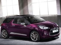 2014 Citroen DS 3 and DS 3 Cabrio, 3 of 4