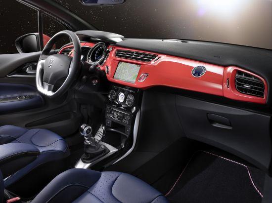 Citroen DS 3 De La Fressange Paris Concept