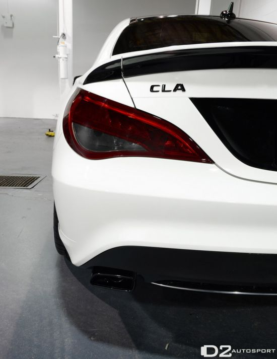 D2Edition Mercedes-Benz CLA250