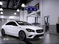 2014 D2Edition Mercedes-Benz CLA250, 1 of 14