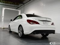 2014 D2Edition Mercedes-Benz CLA250, 3 of 14