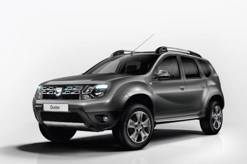 "Dacia Duster ""Подтяжка Лица"""