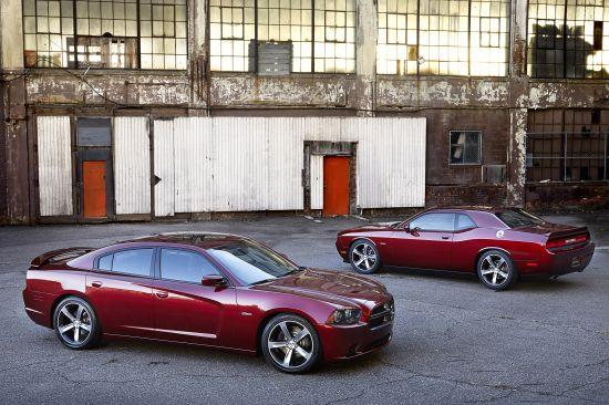 Dodge Challenger 100th Anniversary Edition