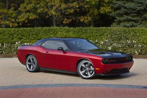 Dodge challenger RT with scat package - 3