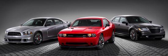 Dodge Challenger SRT Satin Vapor Edition