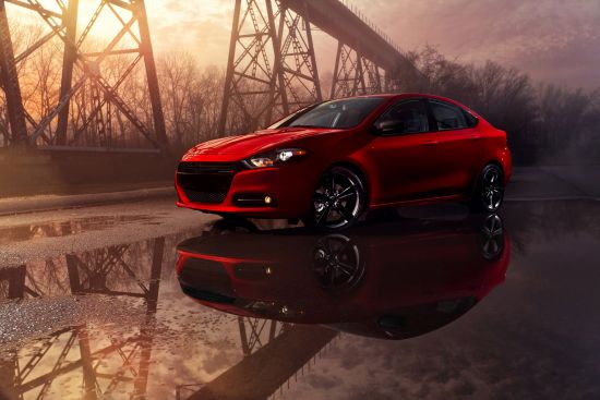 Dodge Dart Blacktop Package