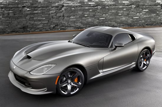 Dodge SRT Viper GTS Anodized Carbon Special Edition Package