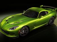 2014 Dodge SRT Viper Stryker Green