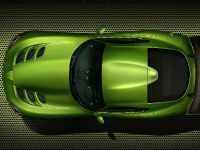 2014 Dodge SRT Viper Stryker Green, 2 of 6