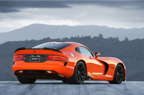 Dodge SRT Viper Time Attack Special Edition