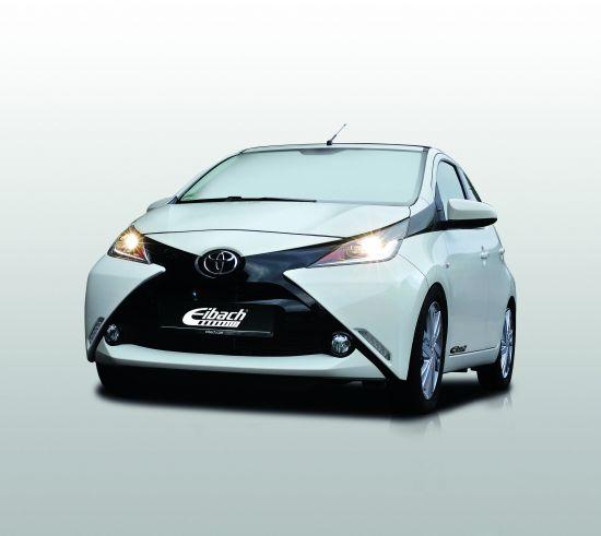 Eibach Toyota Aygo