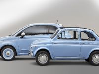 2014 Fiat 500 1957 Edition, 2 of 6