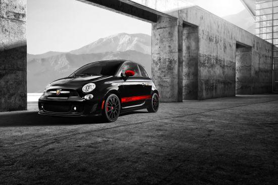 Fiat 500 Abarth and 500c Abarth