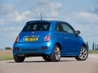 2014 Fiat 500 Facelift, 8 of 12