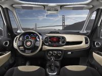 2014 Fiat 500L Lounge, 14 of 20