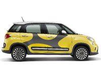 2014 Fiat 500L Trekking Mopar , 2 of 5